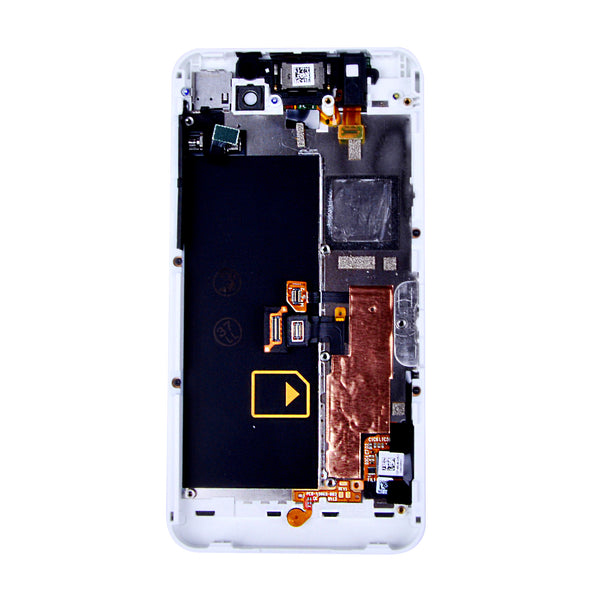 BlackBerry Z10 Display Assembly with Frame - LL Trader