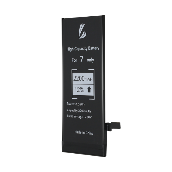 High Capacity Full Battery Replacement Li-ion 2200mAh For iPhone 7