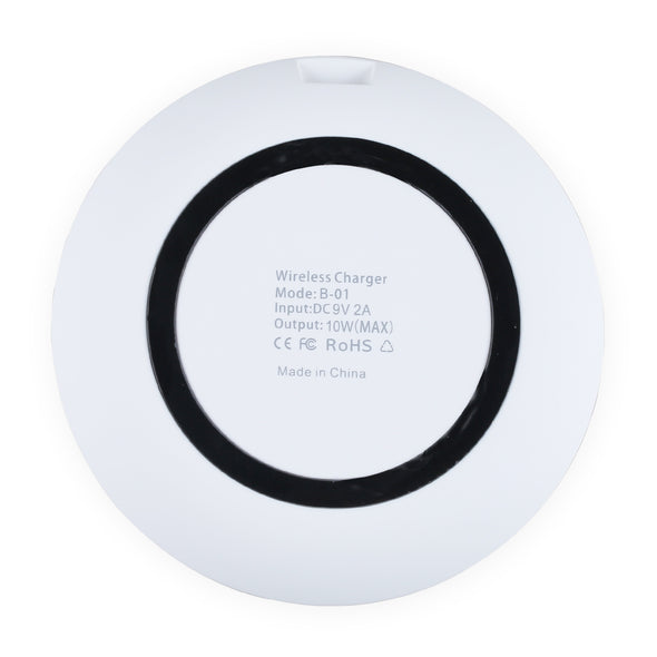 Fast Qi Wireless Charging Charger Dock Pad For Apple Samsung - LL Trader