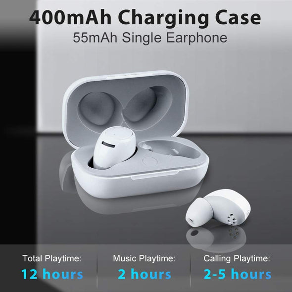 T1 Bluetooth 5.0 Wireless Earbuds Headphones True Wireless Earbuds - LL Trader