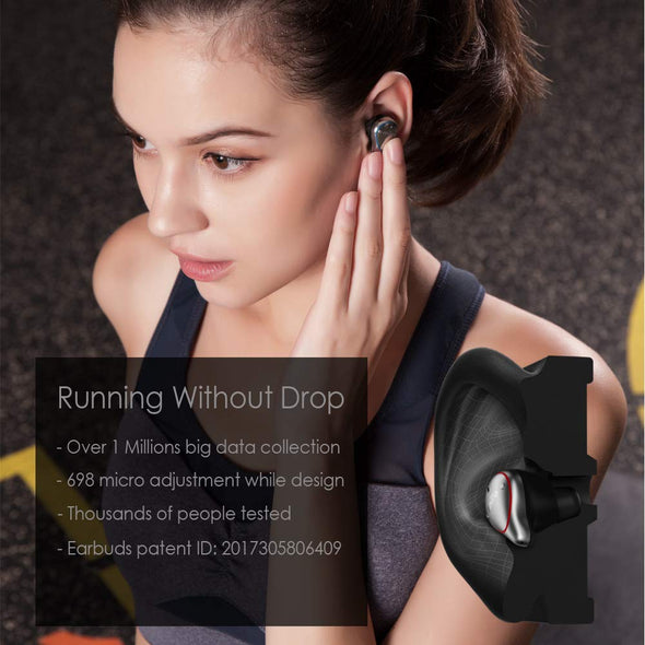O5 Bluetooth 5.0 Headphones Waterproof IPX7 - LL Trader