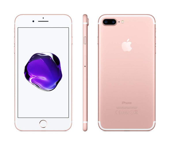 Refurbished Apple iPhone 7 Plus Factory Unlocked Smartphone 32GB 128GB 256GB - LL Trader