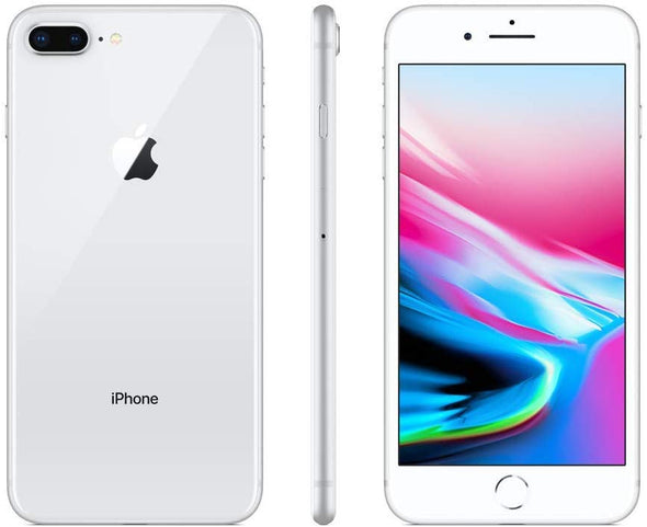Refurbished Apple iPhone 8 Plus Factory Unlocked Smartphone 64GB 256GB - LL Trader