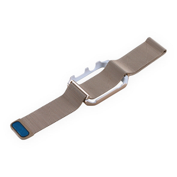 Milanese Stainless Steel iWatch Strap For Apple Watch Series 4/3/2/1 Cover Case - LL Trader