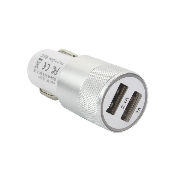 Universal Dual USB Port Cigarette Socket Lighter Car Charger - LL Trader