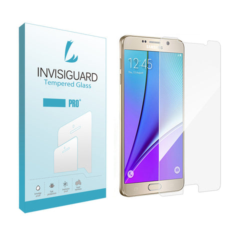 Invisiguard - Tempered Glass Protector For Samsung