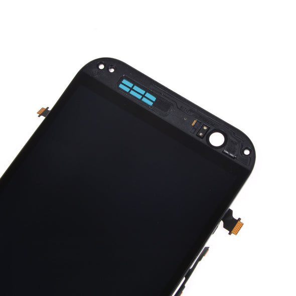 HTC One M8 Display Assembly with Frame (NOT fit for M8S) - LL Trader