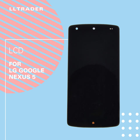 LG Google Nexus 5 D802 D821 Display Assembly with Frame