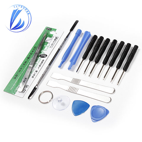 15 in1 Repair Open Tool Kit - LL Trader