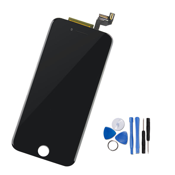 iPhone 6S Display Assembly with adhesive tape & screen protector - LL Trader