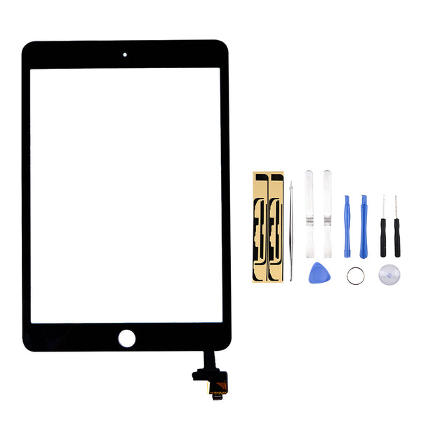 iPad Mini 3 Front Panel Digitizer Assembly with IC - LL Trader
