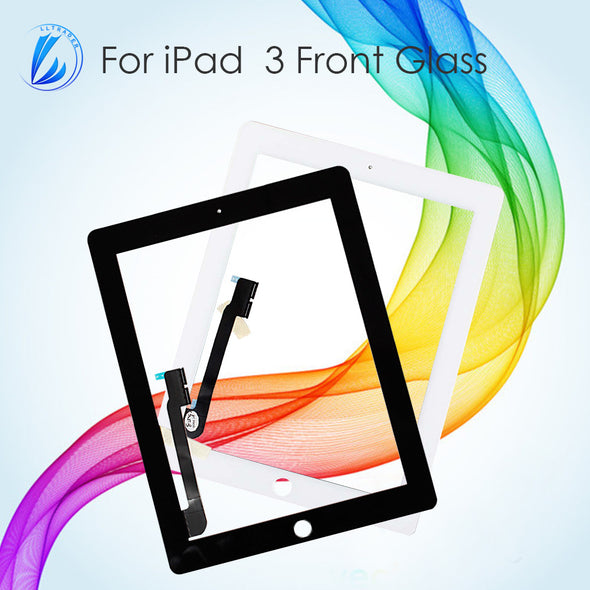 iPad 3/4 Front Panel Digitizer Assembly - LL Trader