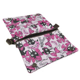 Double-layer Shoulder Bag - Cat with Mini Bowties