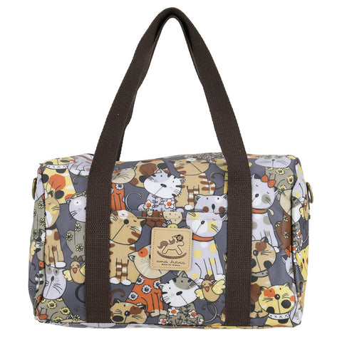 Duffle Bag - Urban Cats