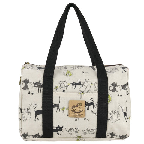 Duffle Bag - Cat Park