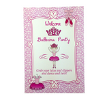 Ballerina Party Pack