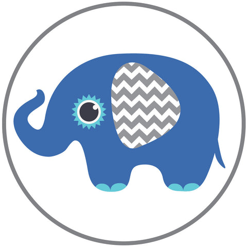 Elephant Party Pack - Blue