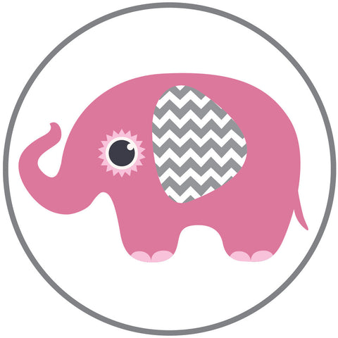 Elephant Party Pack - Pink