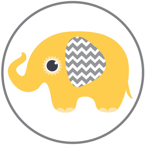 Elephant Party Pack - Yellow