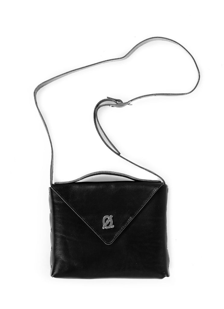POXY BLACK // Shoulder bag