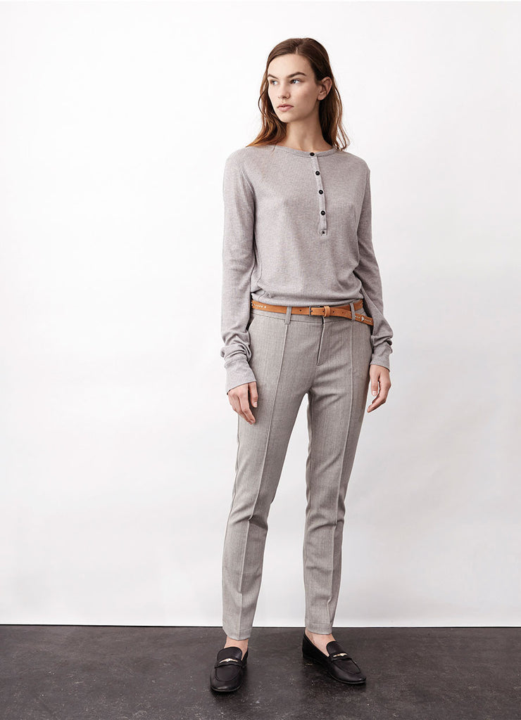 EASY // TROUSERS GREY
