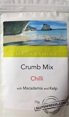 Cathedral Cove Chilli Crumb Mix