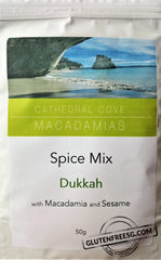 Cathedral Cove Dukkah Spice Mix