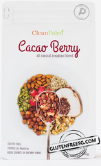 CleanPaleo Cacao Berry