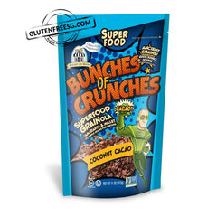 Bakery On Main Bunches of Crunches Coconut Cacao 312g