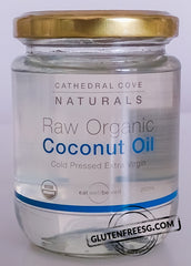 Cathedral Cove Naturals Raw Organic Coconut Oil