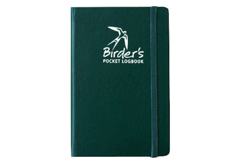Birders Specialist Log Book from Charfleet