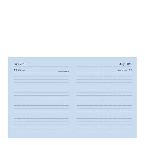 193SC BEREKELEY Day-to-Page Diary ( PRE ORDER ONLY )