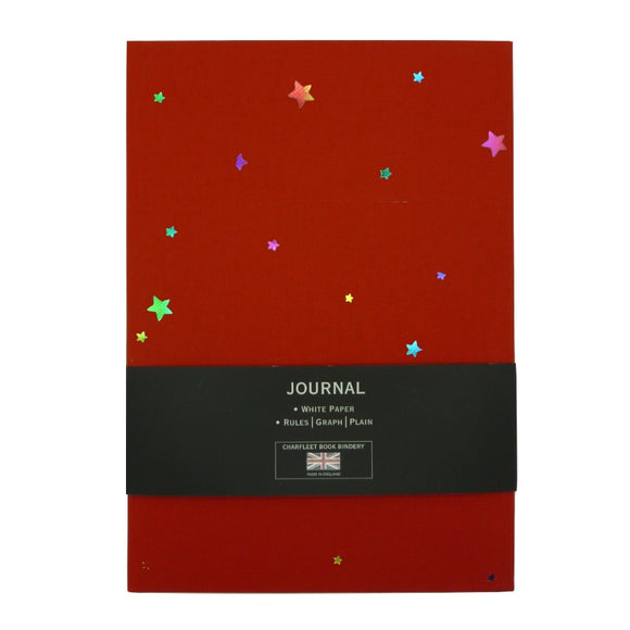 Stars Notebook Charfleet Book Bindery NB86STR