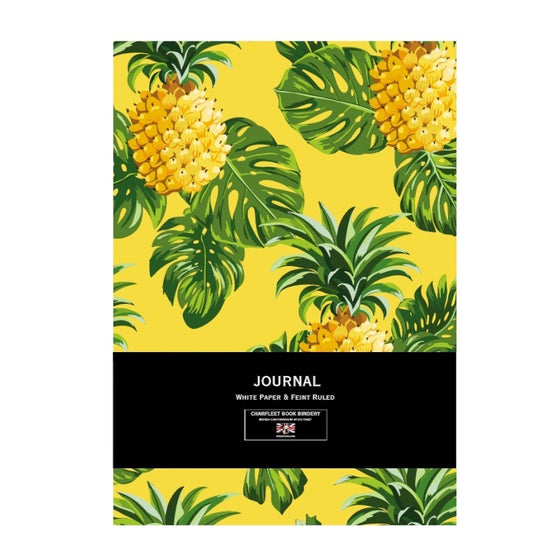 Pineapple Charfleet Book Bindery NB86
