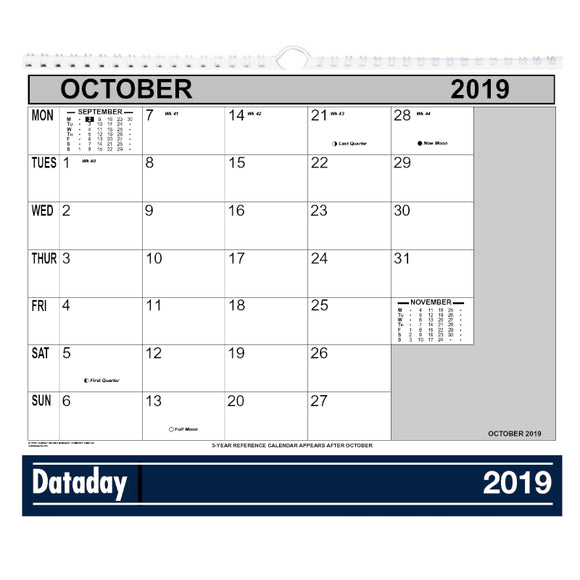 90MD WALL FLIP-OVER CALENDAR ( PRE ORDER ONLY )