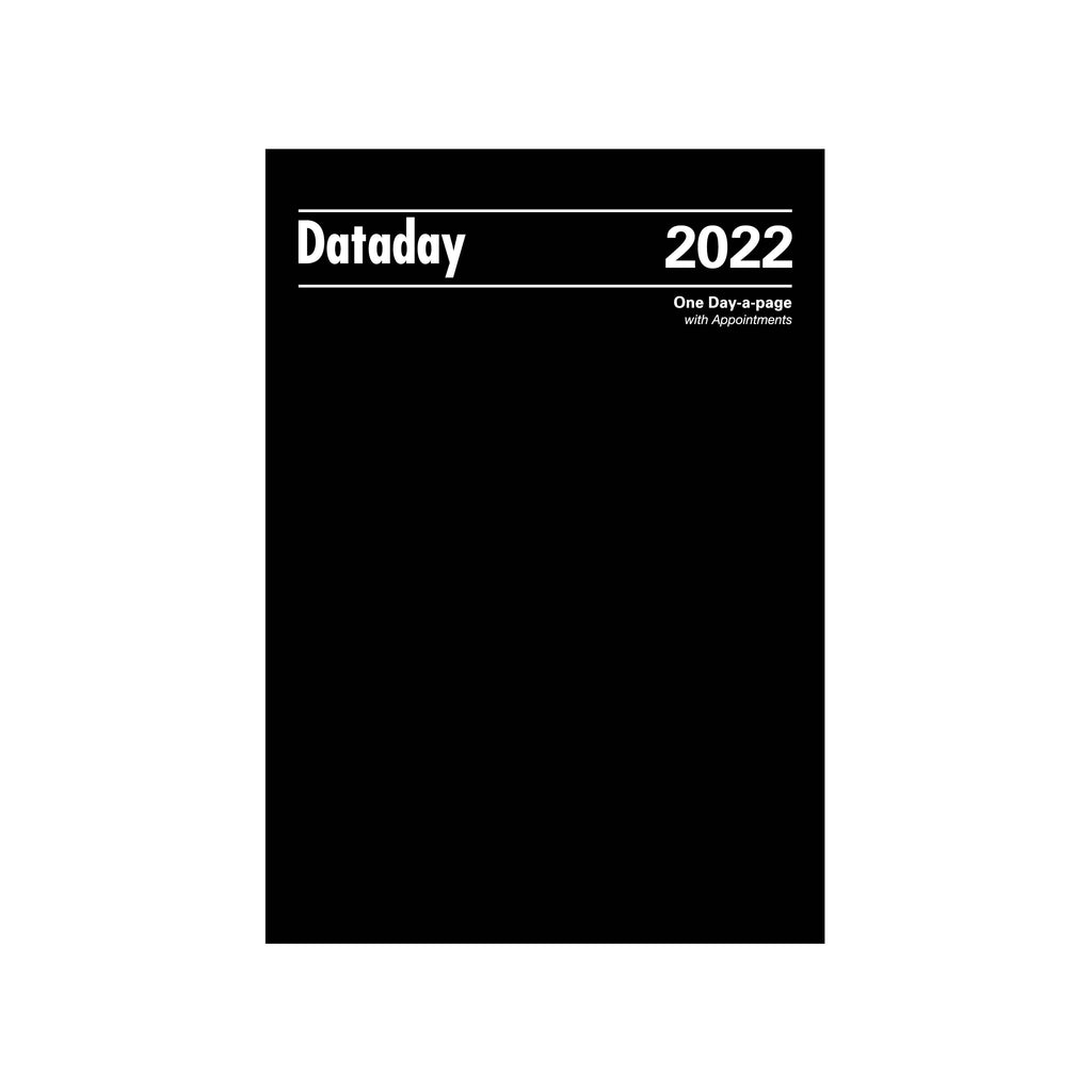 A41A Essential A4 Diary with Appointments 2022 (PRE-ORDER)