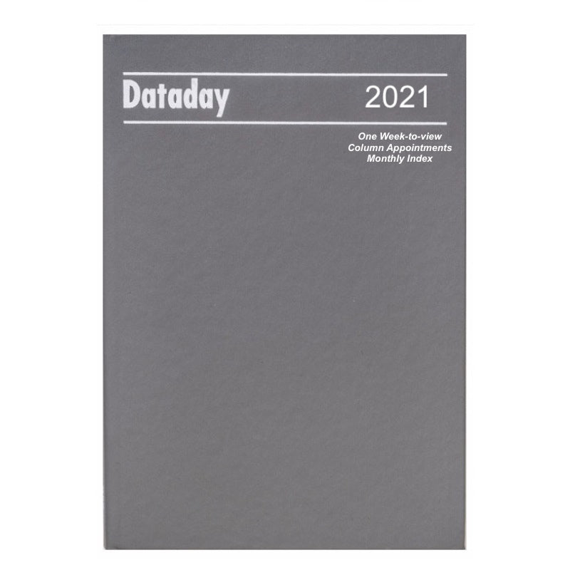 YEAR 2021 REF A43CIA ESSENTIAL A4 Diary with Appointment's ( PRE ORDER )