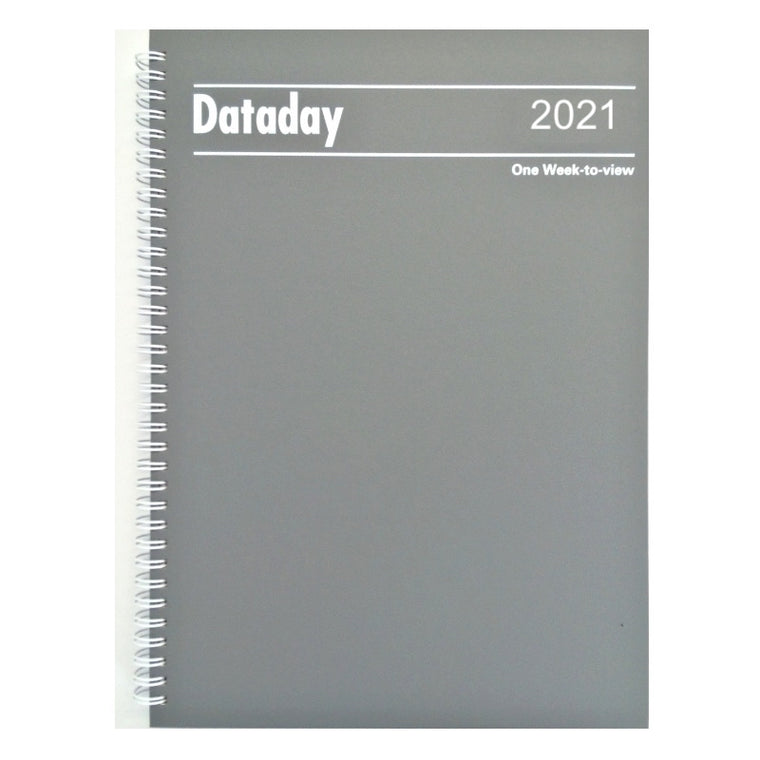 YEAR 2021 REF A43SP - ESSENTIAL A4 DESK DIARY ( PRE ORDER )