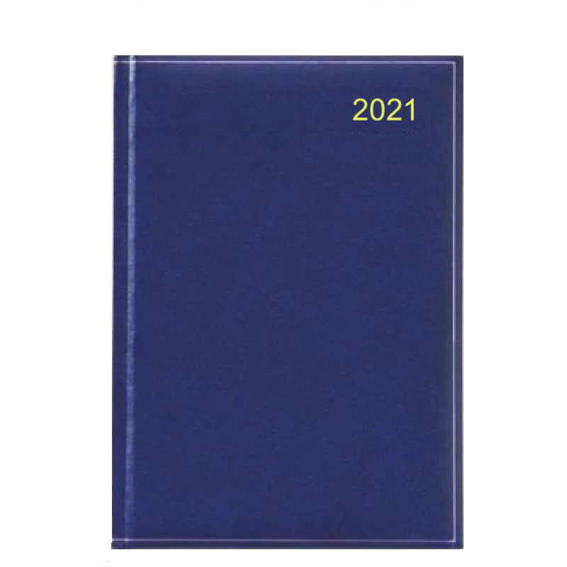 YEAR 2021 REF A51PAS A5 DESK DIARY WITH APPOINTMENT'S ( PRE ORDER )