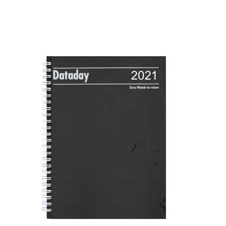 YEAR 2021 REF A53SP ESSENTIAL A5 Week-to-View Diary ( PRE ORDER )