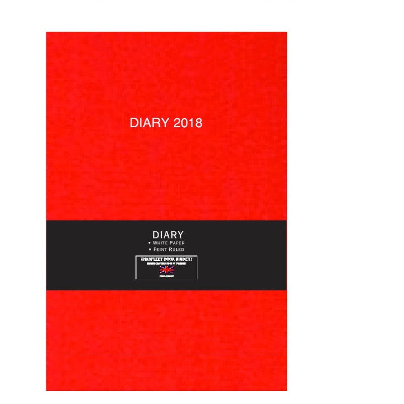 A5 WEEK TO VIEW MEMO DIARY (D53) PRE ORDER ONLY