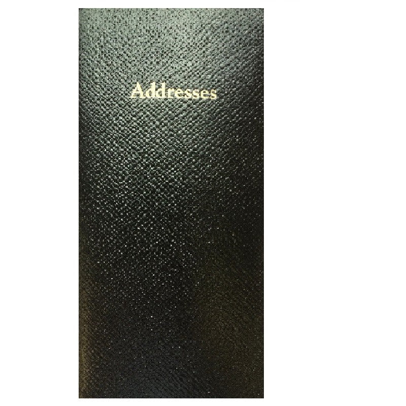 Oxford Slim Pocket Address Book - ABB63R