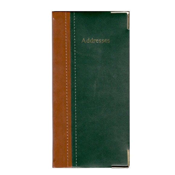 Eleganza Slim Address Book (AB63K)