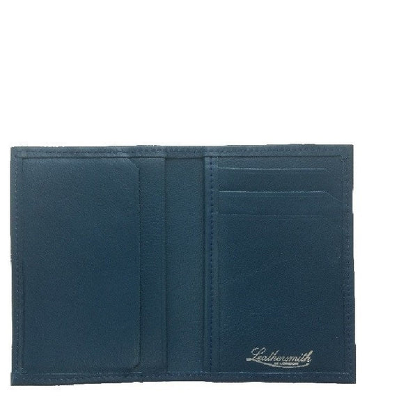LACT SMOOTH CREDIT CARD WALLET WITH POCKET