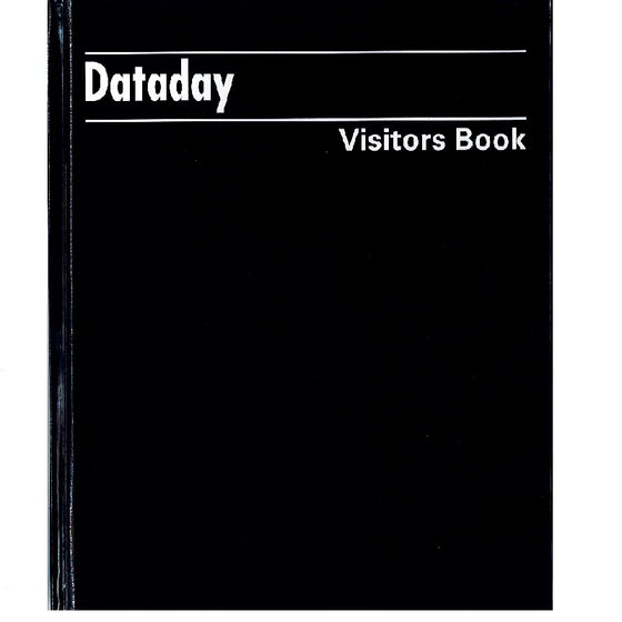 CV108 Visitors Book