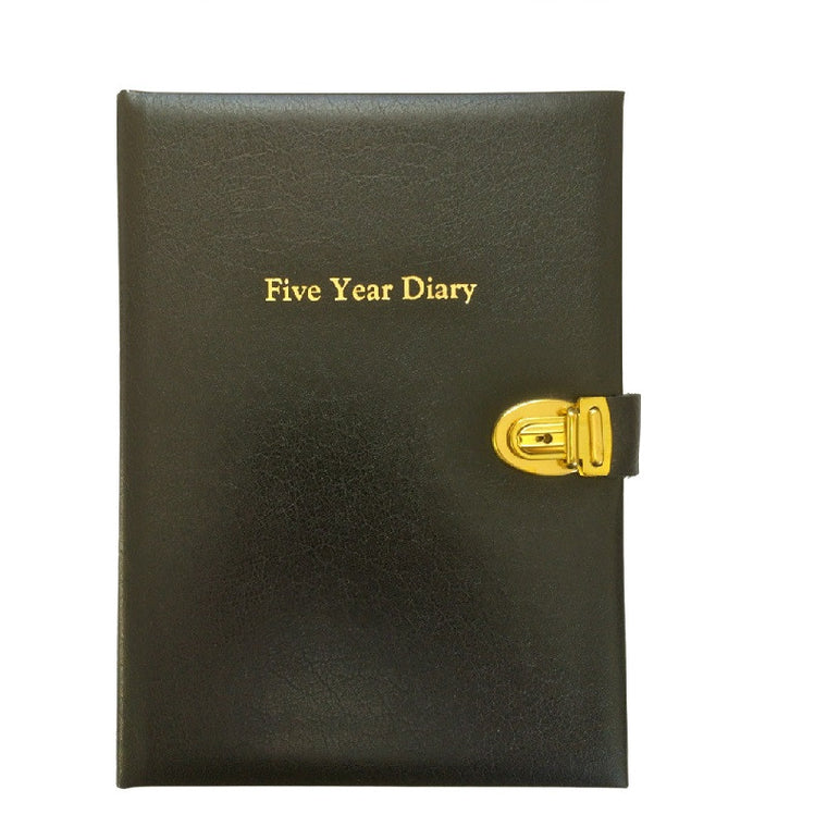 Classic Five Year Diary Dataday FY86SC