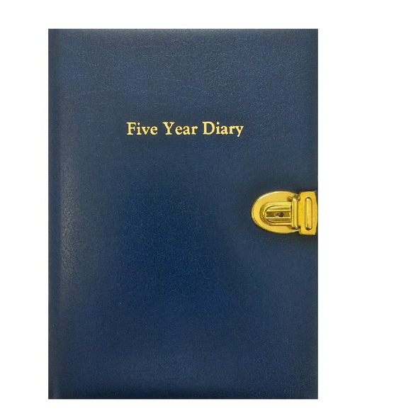 CLASSIC FIVE YEAR DIARY (FY86SC)