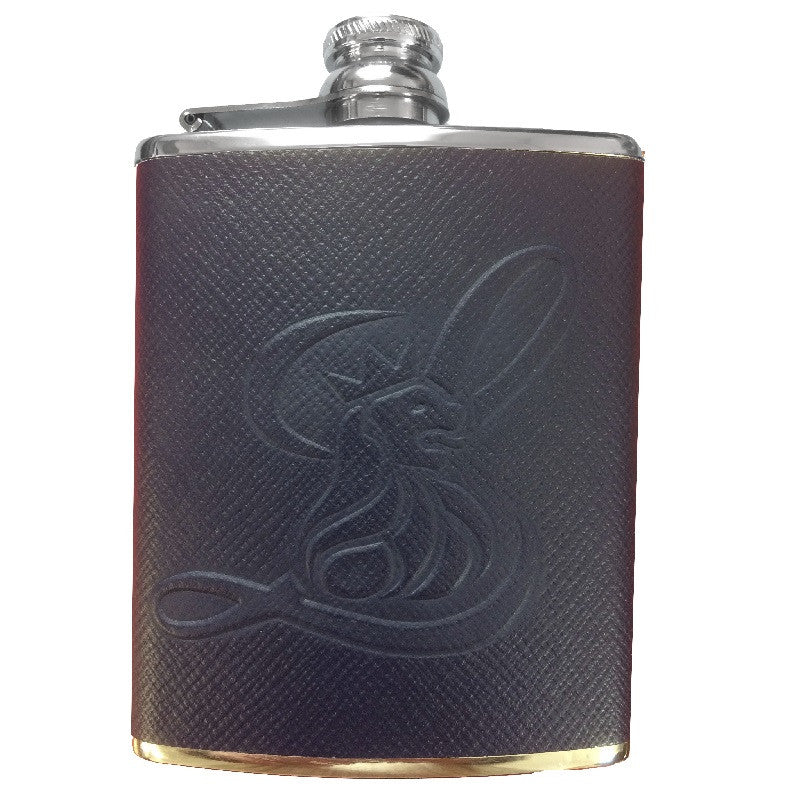 LEATHERSMITH HIP FLASK RUTLAND