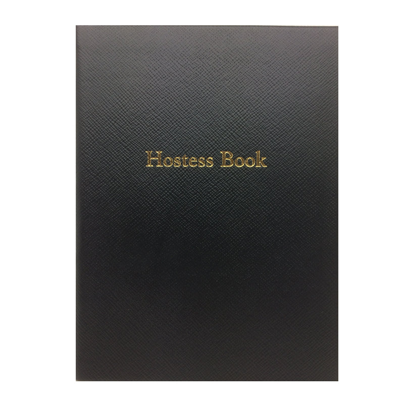 HBB96R Hostess Book