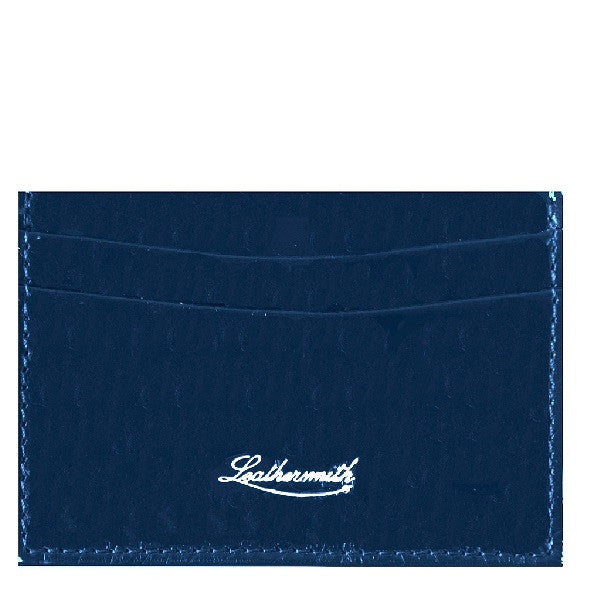 LACCHDS Smooth Double-sided Business Card Holder